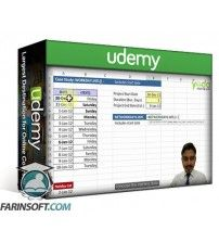 آموزش Udemy Advanced Excel Date Cleaning Formulas Tricks and Calcs