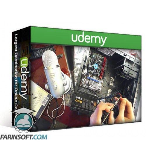 آموزش Udemy How to Build a Custom Gaming PC