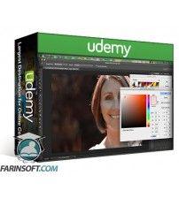آموزش Udemy Portrait & Beauty Retouching with Adobe Photoshop