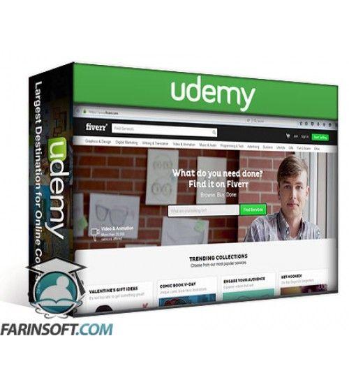 آموزش Udemy How To Effectively Use Fiverr With This Software