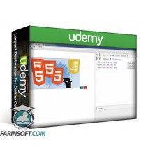 آموزش Udemy Canvas image Creator HTML5 JavaScript project from Scratch