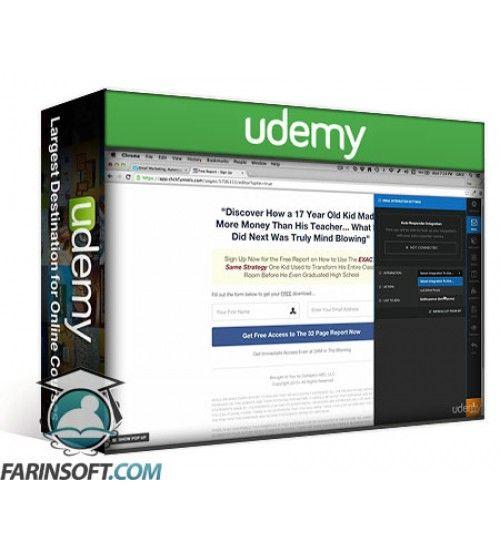 آموزش Udemy The Complete Beginners Guide To Building An Email List