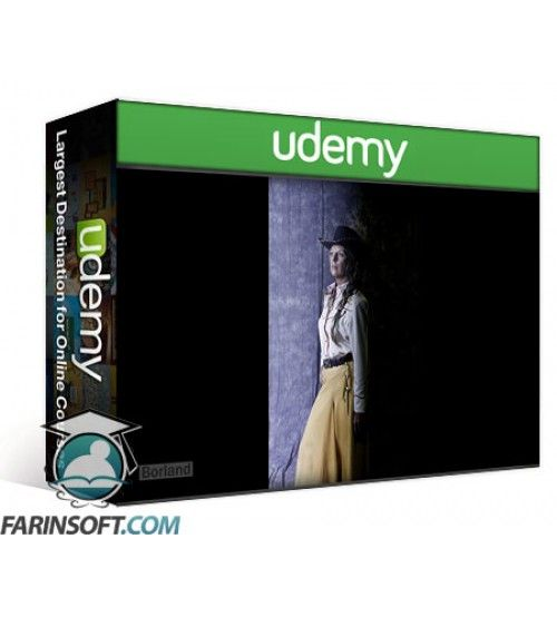آموزش Udemy Introduction to Studio Portraiture