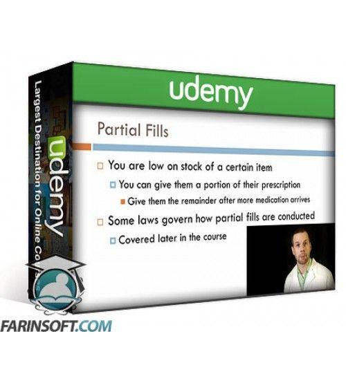 آموزش Udemy Become a Pharmacy Technician