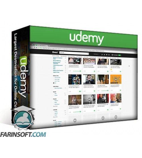 آموزش Udemy Making and Selling Simple Sales Video for Beginners