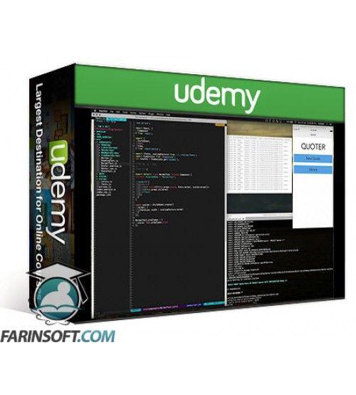 آموزش Udemy React Native for Mobile Developers