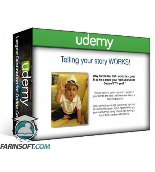 آموزش Udemy The Webinar Selling System
