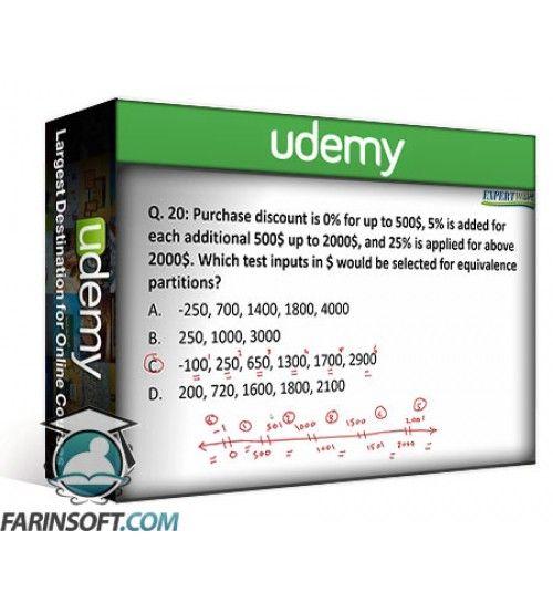 آموزش Udemy ISTQB Foundation Preparation Exam Review