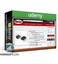 دانلود آموزش Udemy Beyond Arduino: Electronics for Developers & Makers – (GPIO)