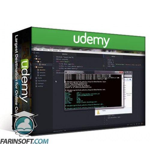 آموزش Udemy Web Development with Flask