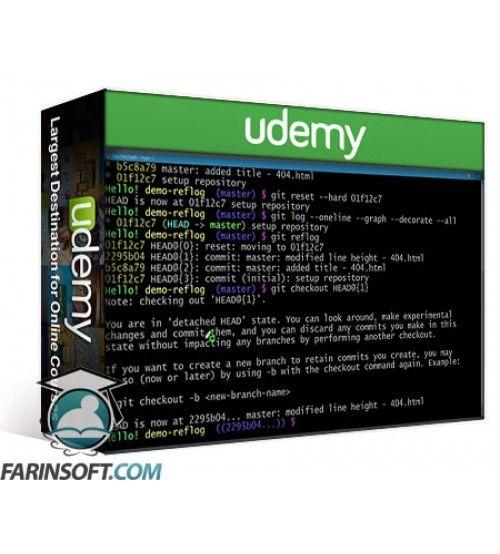 آموزش Udemy Git Advanced Series 1-10 Complete