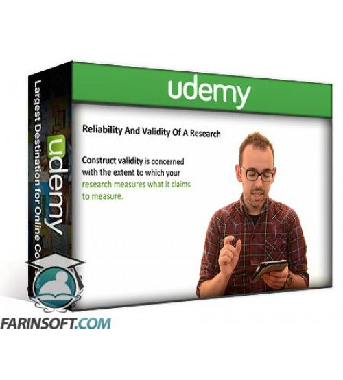 آموزش Udemy Research Methods For Business Students