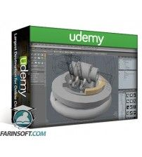 دانلود آموزش Udemy Hard Surface Modeling in MODO