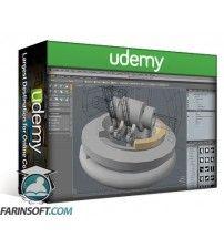 آموزش Udemy Hard Surface Modeling in MODO