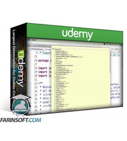 آموزش Udemy Eclipse Tutorial For Beginners : Learn Java IDE in 10 Steps