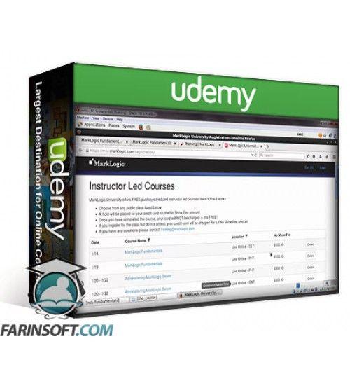 آموزش Udemy Fundamentals of the MarkLogic NoSQL Database