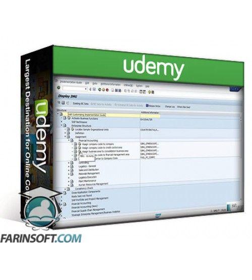 آموزش Udemy SAP Enterprise Structure in Financial Accounting (FI)