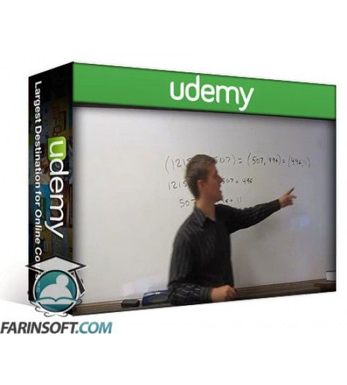آموزش Udemy Number Theory The Secrets of Numbers Math Made Simple