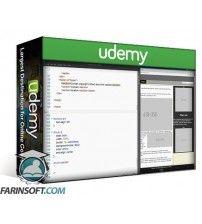 آموزش Udemy Web Design HTML CSS How to Create a Website from Scratch
