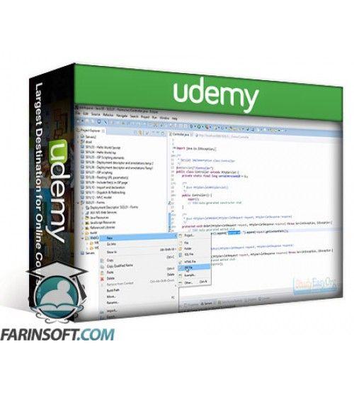 آموزش Udemy JSP (Java server pages) and servlet basics - Free course