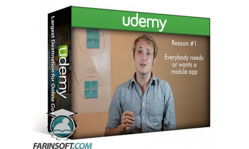 دانلود آموزش Udemy Running a Mobile App Dev Business: The
