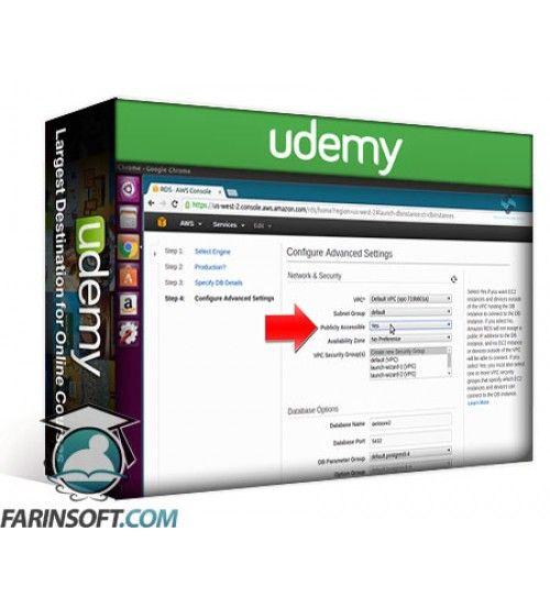 آموزش Udemy CI and CD with AWS CodePipeline, Jenkins and AWS CodeDeploy