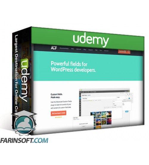 آموزش Udemy How to Use Custom Fields in WordPress Theme Development