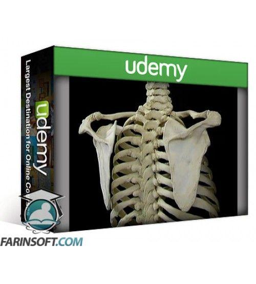آموزش Udemy Atlas of Human Anatomy