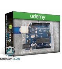 آموزش Udemy Crazy about Arduino: Your End-to-End Workshop – Level 1