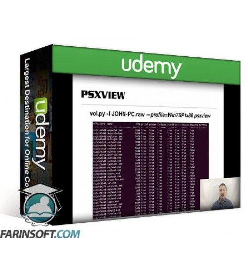 آموزش Udemy Surviving Digital Forensics: Memory Analysis 3