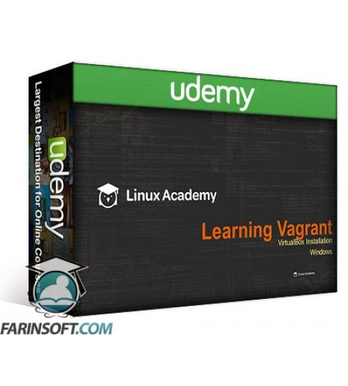 آموزش Udemy LinuxAcademy – Learning Vagrant