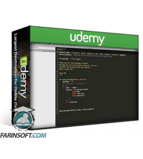 آموزش Udemy 30 Days of Python | Unlock your Python Potential