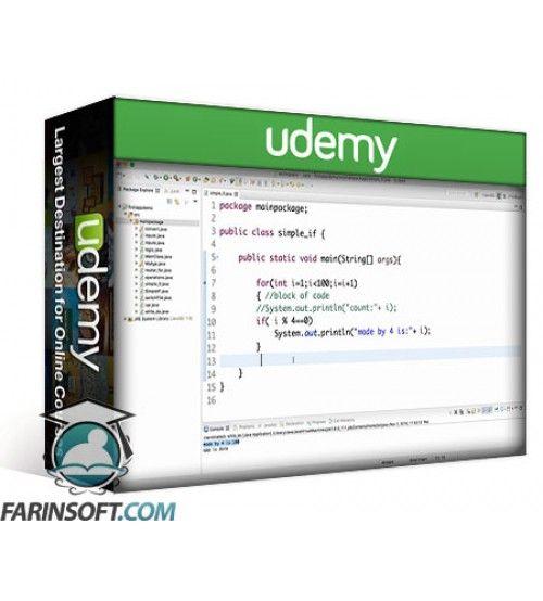 آموزش Udemy Java Essential Training- Java For Android