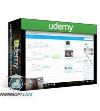 آموزش Udemy Mind Mapping with MindMeister: Complete User Guide
