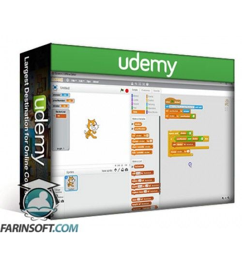 آموزش Udemy Scratch Mathematics