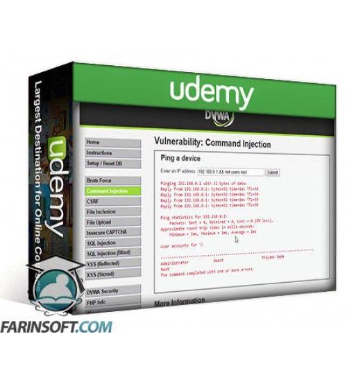 آموزش Udemy Advanced Hacking With Python