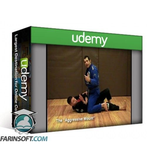 آموزش Udemy Brazilian Jiu Jitsu Video Encyclopedia
