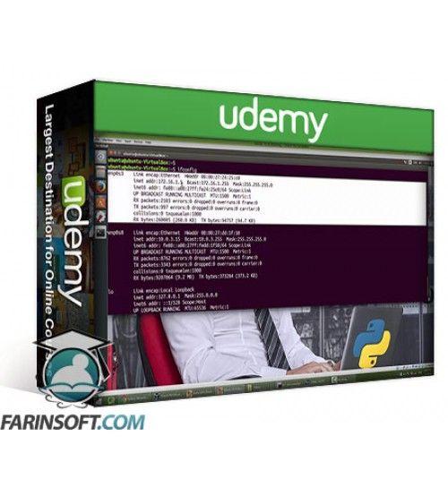 آموزش Udemy Python Network Programming – Python and SNMP