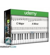 دانلود آموزش Udemy The Complete Introduction To Music Theory Course