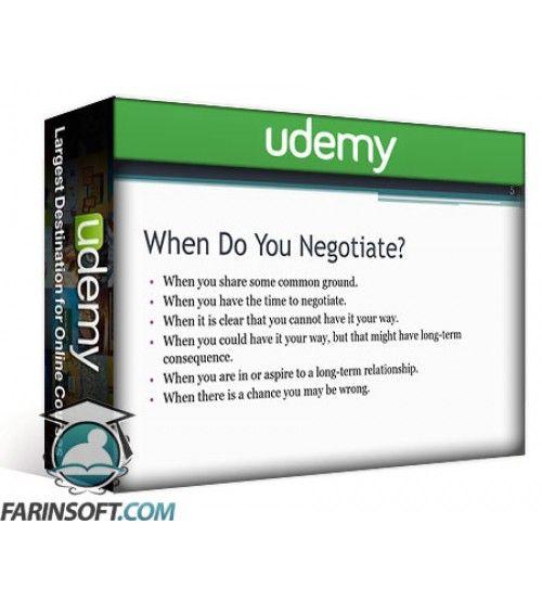 آموزش Udemy Negotiation Skills: Tactics Preparation Phase