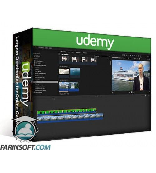 آموزش Udemy The Complete Video Production Course - Beginner To Advanced