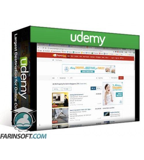 آموزش Udemy A Comprehensive Beginners Tutorial On Domain Name & Hosting