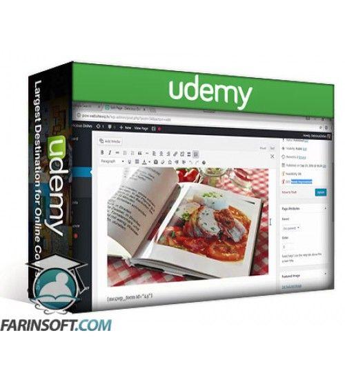 آموزش Udemy How To Start a Profitable WordPress Blog Without Coding!