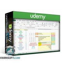 آموزش Udemy Excel Formulas and Functions with Excel Formulas Cheat Sheet