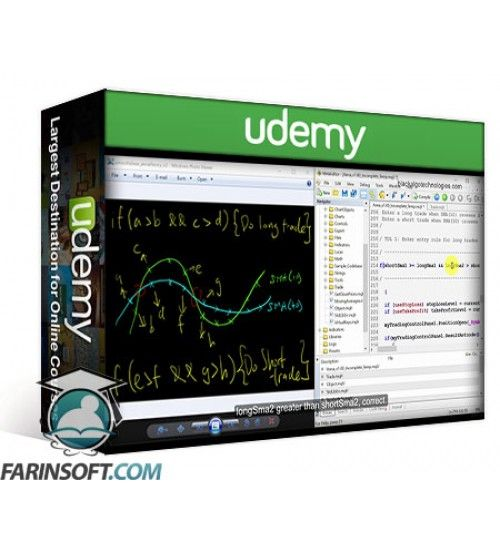 آموزش Udemy Learn MQL5: Build an 8-Currency Hedging Robot (MetaTrader 5)