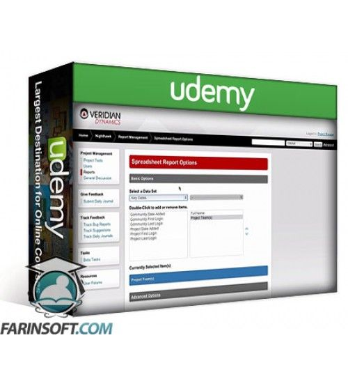 آموزش Udemy Centercode Stage 3 Training
