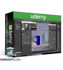 آموزش Udemy 3ds Max: Complete Intro to 3d Using 3ds Max