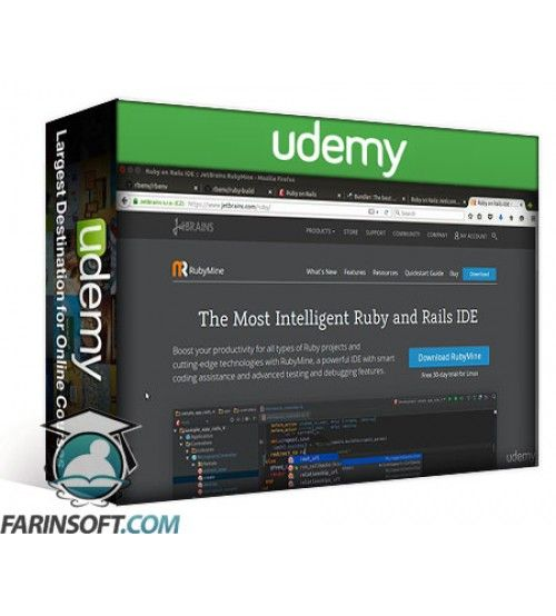 آموزش Udemy Installing Ruby