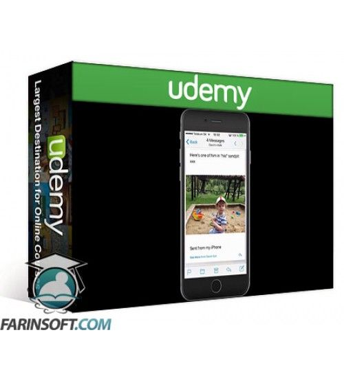 آموزش Udemy iPhone iOS 10 - Discover 20 Awesome Additions to Your Phone