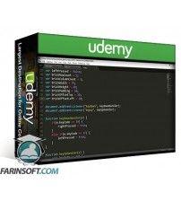 دانلود آموزش Udemy JavaScript Game Development: Create Your Own Breakout Game